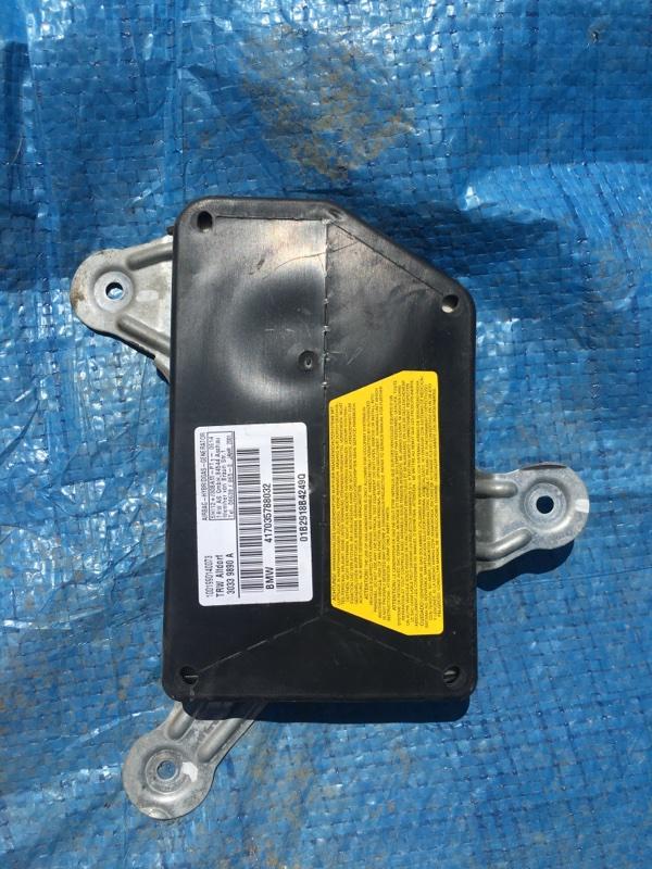 Airbag в дверь Bmw X5 E53 M62B46 2001 задний правый