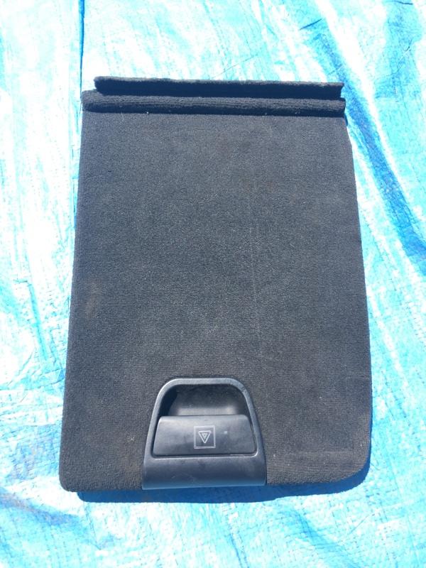 Обшивка багажника Bmw X5 E53 M62B46 2001 задняя левая