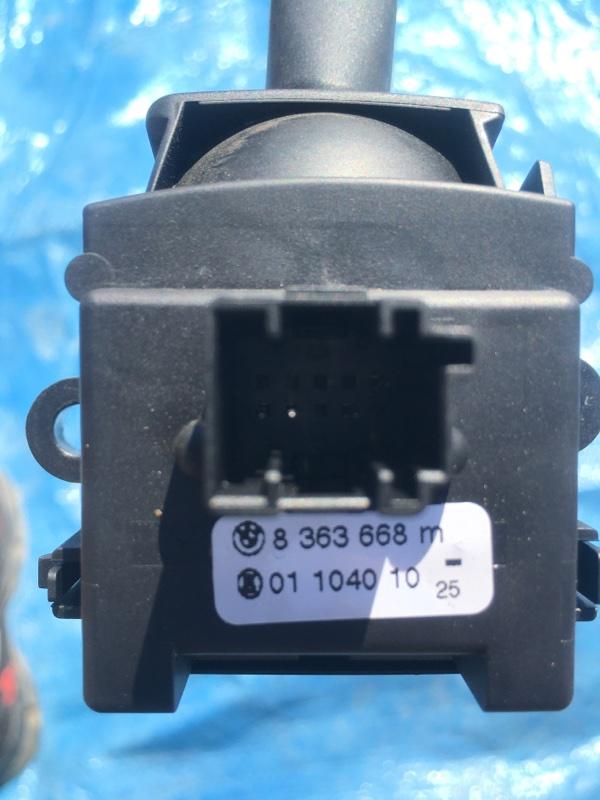 Подрулевой переключатель Bmw X5 E53 M62B46 2001
