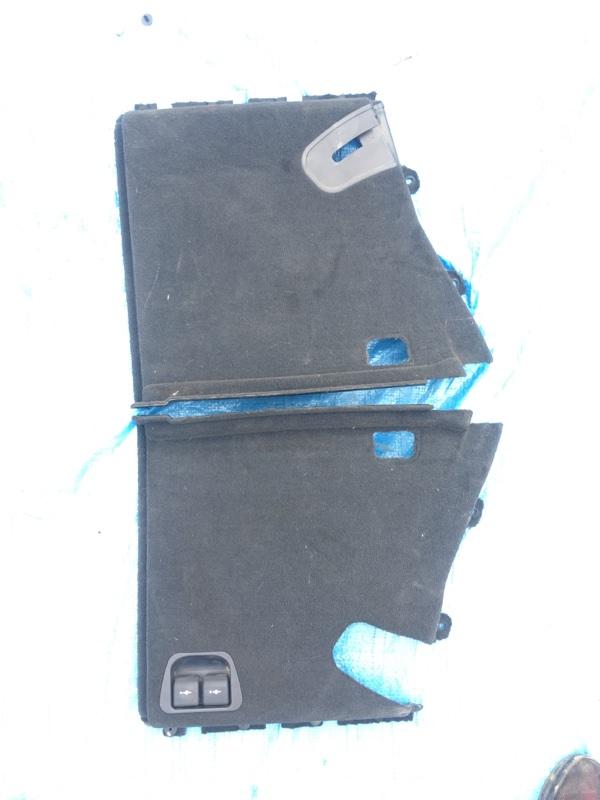 Обшивка багажника Bmw X5 E53 M62B46 2001