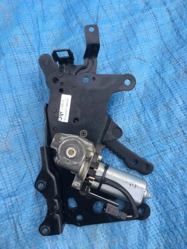 Мотор регулировки сидений Bmw X5 E53 M62B46 2001 задний правый