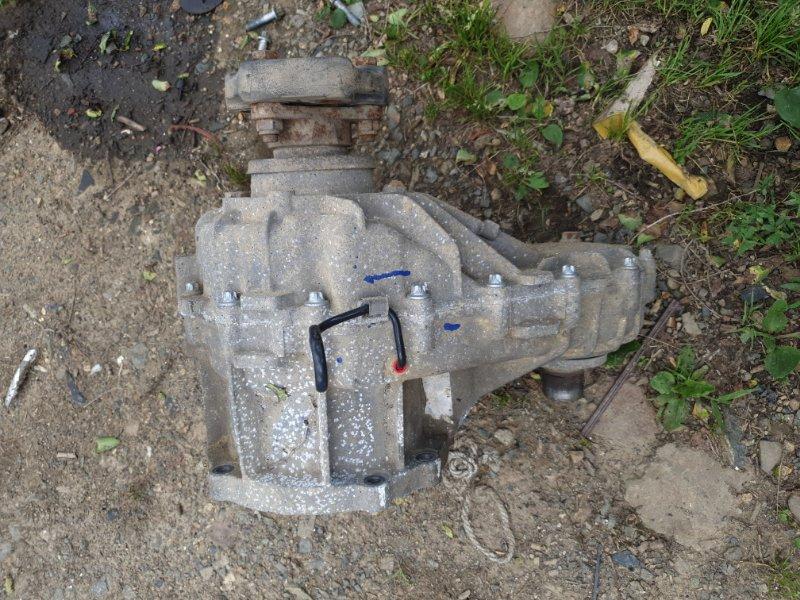 Раздаточная коробка Bmw X5 E53 M62B46 2001