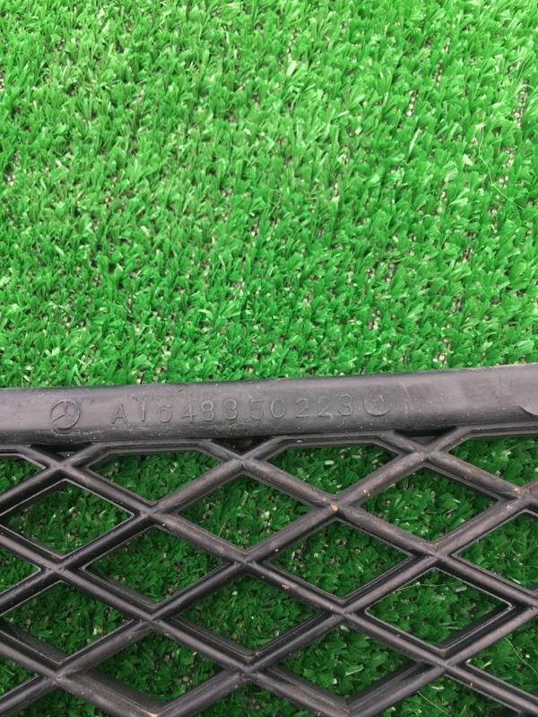 Решетка в бампер Mercedes Benz Mercedes Benz M Class W164.186 M272E35 2007