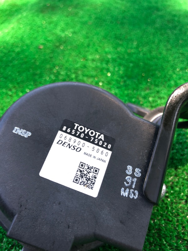 Сигнал звуковой Toyota Sai AZC10 2AZFXE 2015
