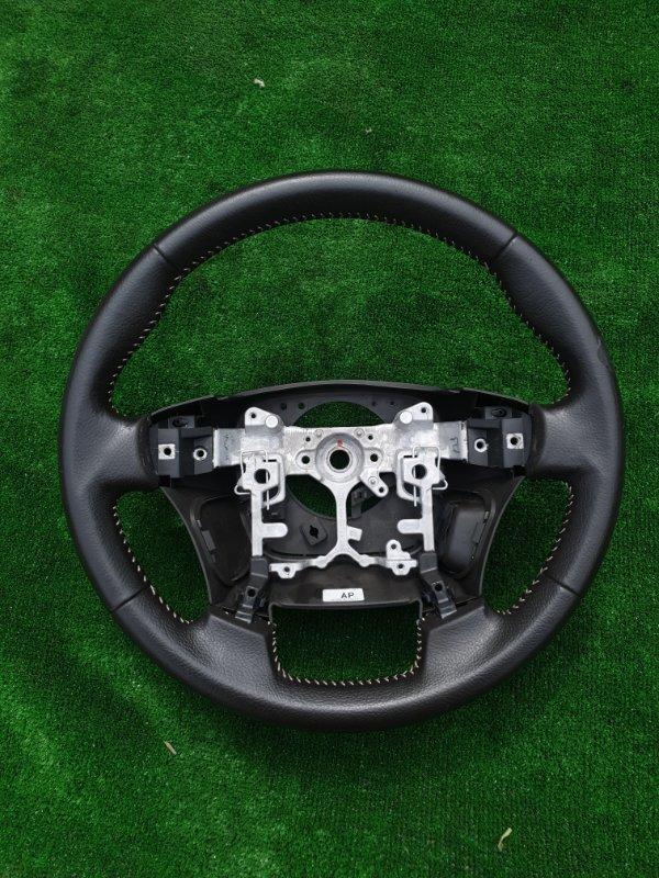 Руль Toyota Sai AZC10 2AZFXE 2015