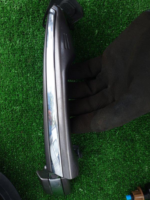 Ручка двери внешняя Toyota Sai AZC10 2AZFXE 2015 передняя левая