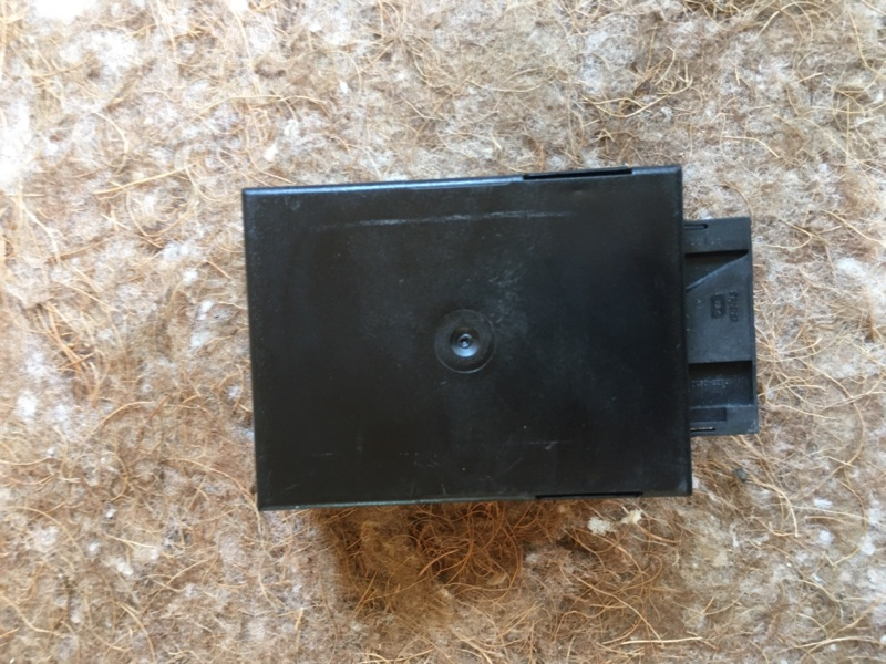 Блок управления подвеской Bmw X5 E53 M62B46 2001