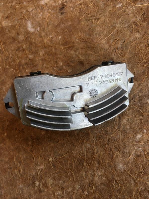 Реостат печки Mercedes Benz 164.186 Ml350 4Matic W164.186 M272E35 2007