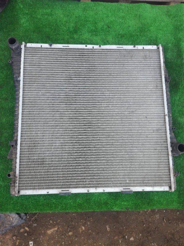 Радиатор основной Bmw X5 E53 M62B44 2002