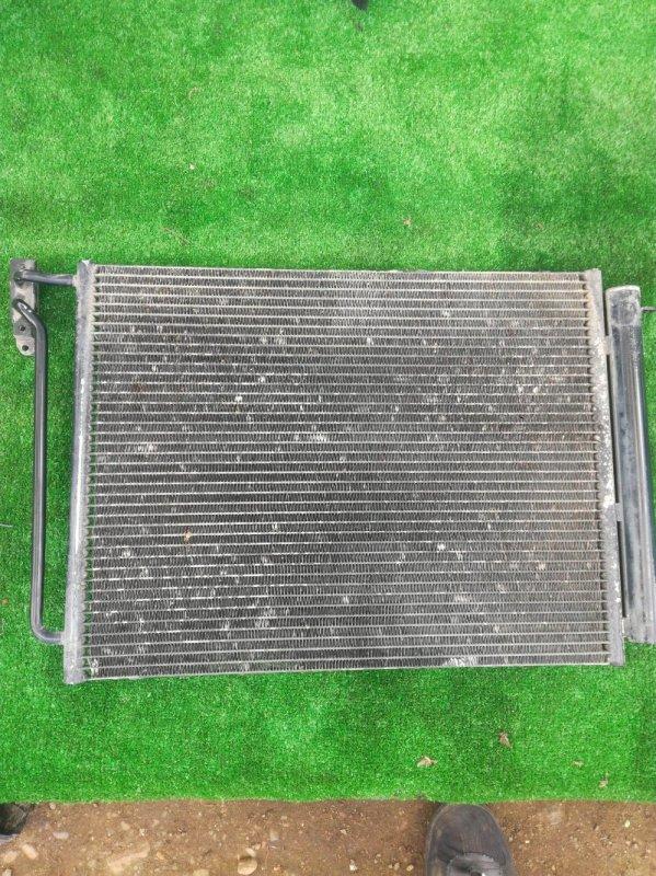 Радиатор кондиционера Bmw X5 E53 M62B46 2001