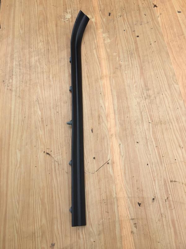 Порожек пластиковый Bmw X5 E53 M62B44 2002 передний левый
