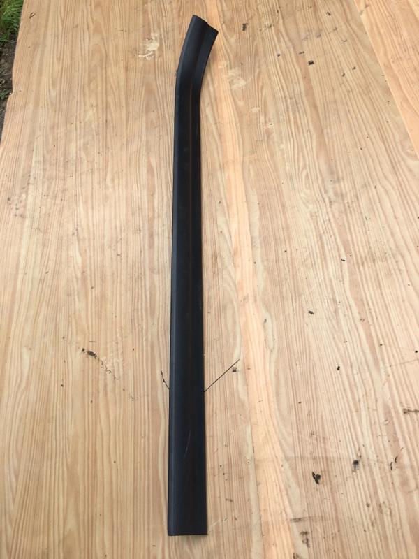 Накладка на порог Bmw X5 E53 M62B44 2002 передняя правая