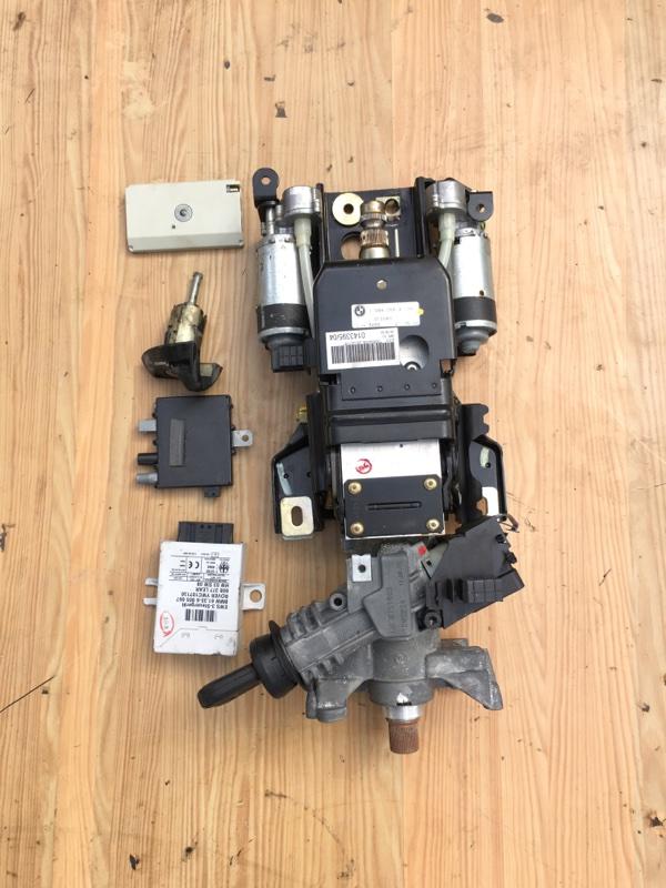 Рулевая колонка Bmw X5 E53 M62B44 2002