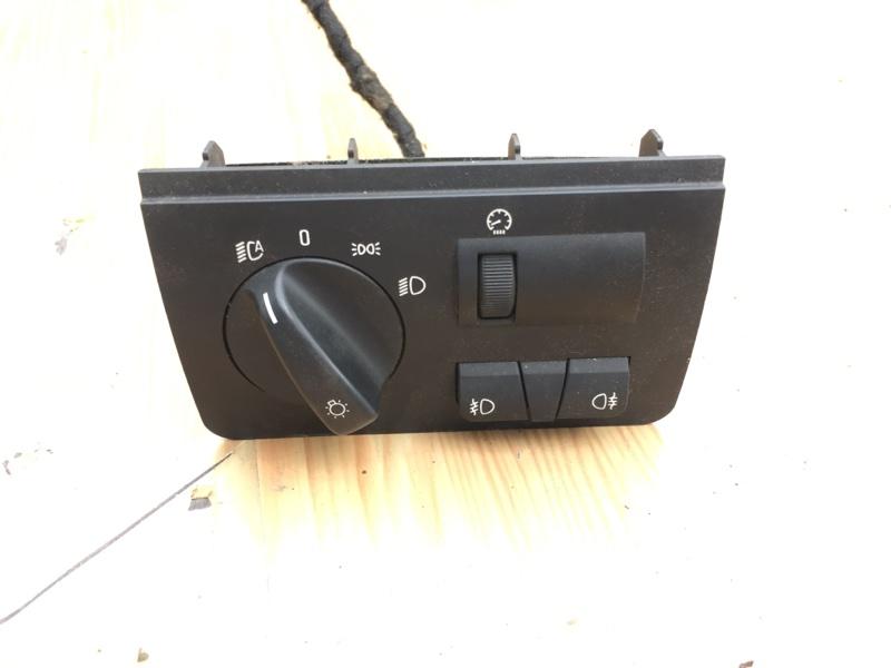 Блок управления светом Bmw X5 E53 M62B44 2002