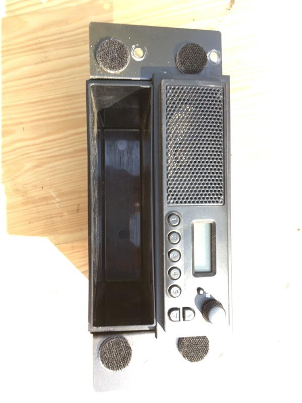 Радиоблок Bmw X5 E53 M62B44 2002