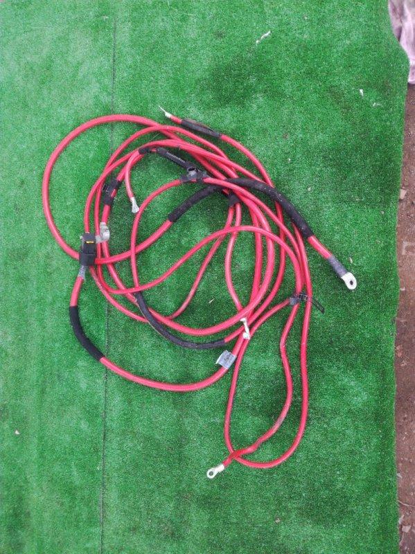 Высоковольтный кабель Bmw X5 E53 M62B44 2002