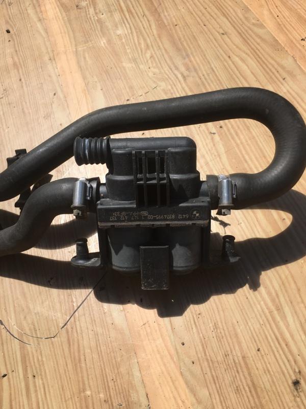 Клапан печки Bmw X5 E53 M54B30 2002