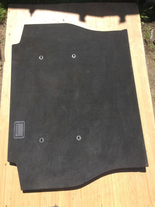 Пол багажника Bmw X5 E53 M54B30 2002