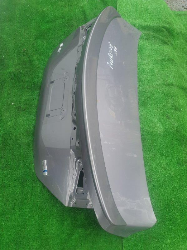 Крышка багажника Toyota Sai AZC10 2AZFXE 2015
