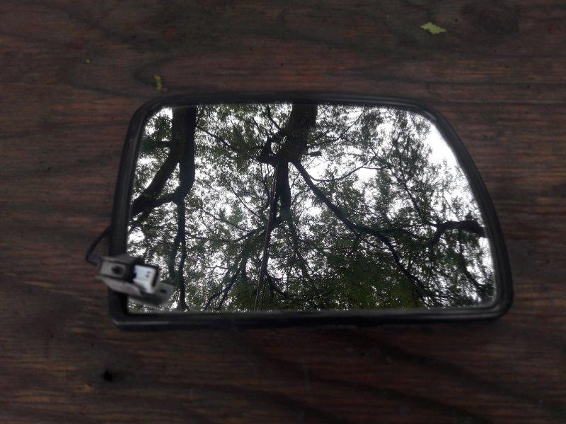 Полотно зеркала Bmw X5 E53 M62B44 2002 правое