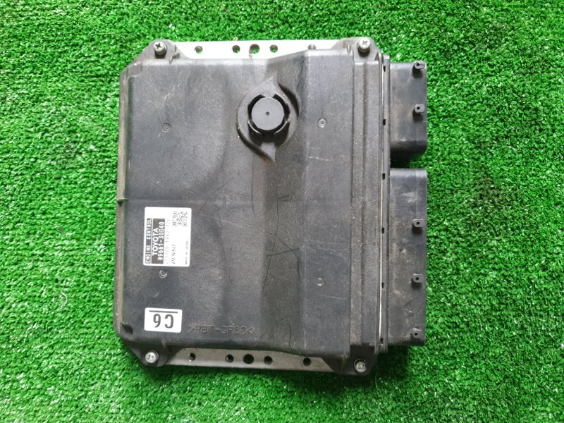 Блок управления двигателем Toyota Crown GWS204 2GRFSE 2008