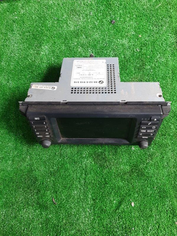 Магнитола Bmw X5 E53 M62B46 2001