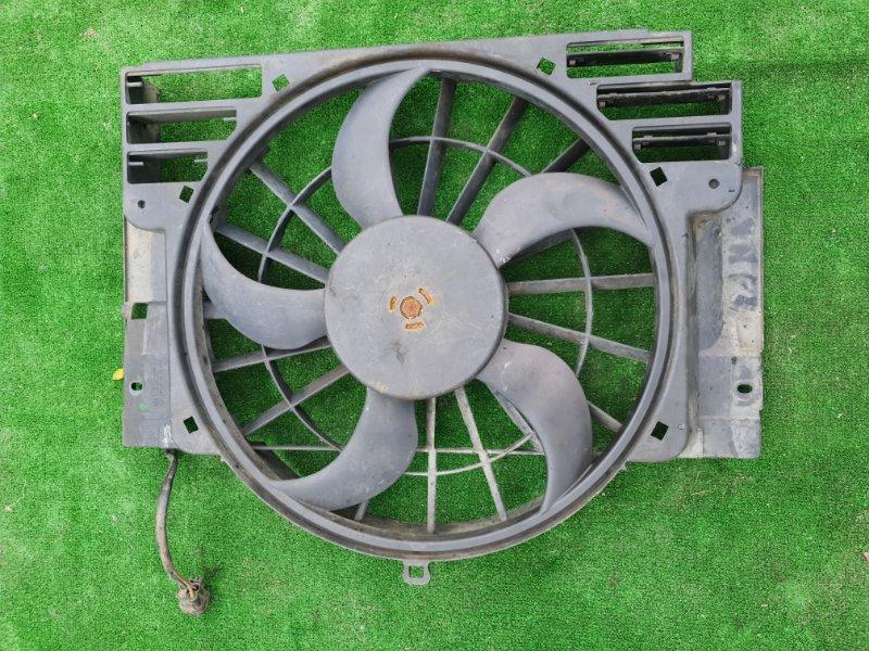 Вентилятор охлаждения Bmw X5 E53 M62B46 2001