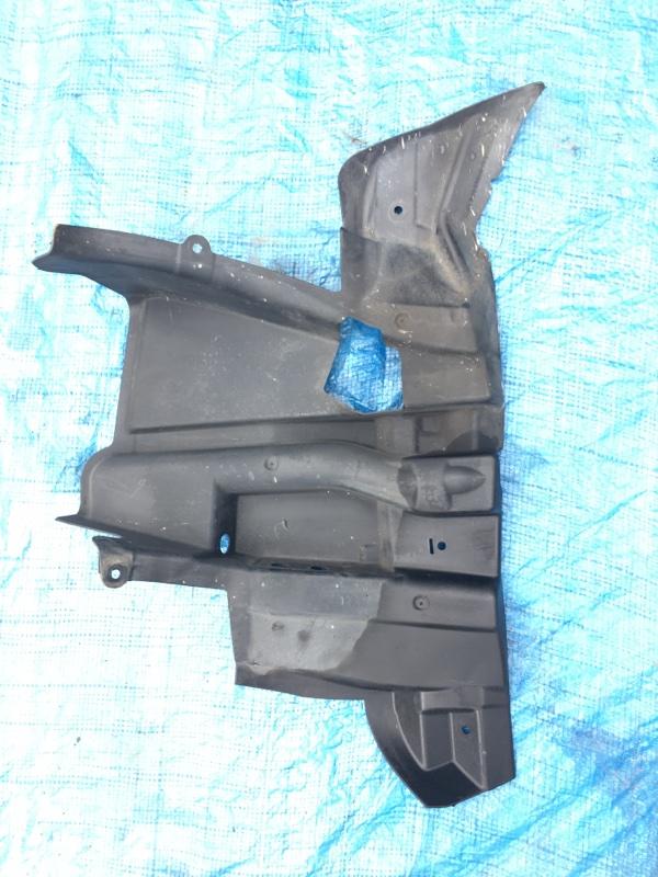 Защита двигателя X5 E53 M54B30 2005 левая