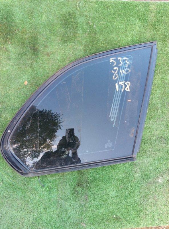 Форточка багажника X5 E53 M54B30 2005