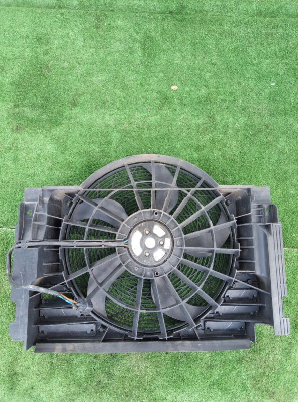 Вентилятор радиатора кондиционера Bmw X5 E53 M54B30 2005