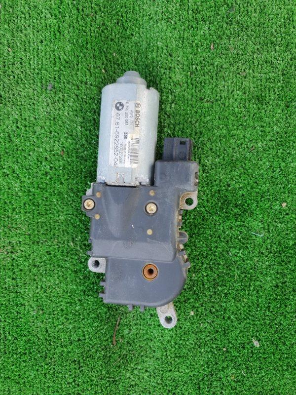 Моторчик люка Bmw X5 E53 M62B46 2001