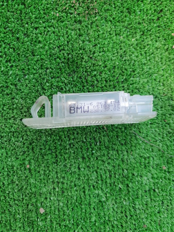 Плафон Bmw X5 E53 M62B46 2001