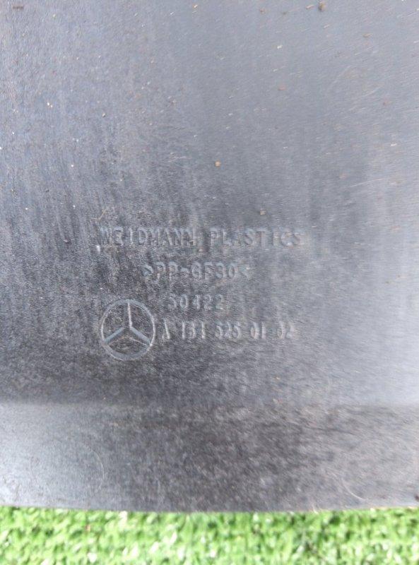 Защита днища кузова Mercedes Benz Gl-Class X164 M273E55 2007