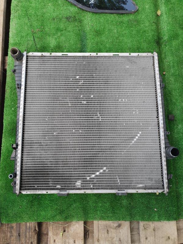 Радиатор основной Bmw X5 E53 M54B30 2005