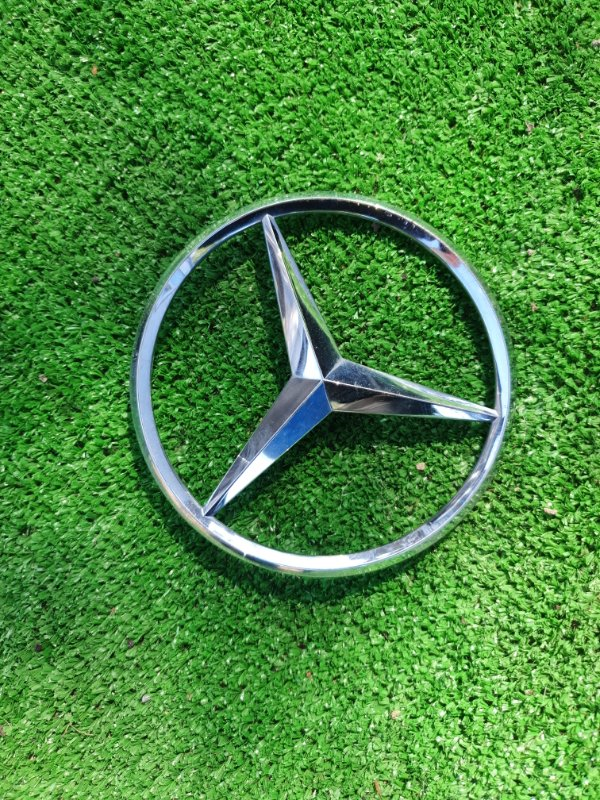 Логотип эмблема лейбл Mercedes Benz 164.186 Ml350 4Matic W164.186 M272E35 2007