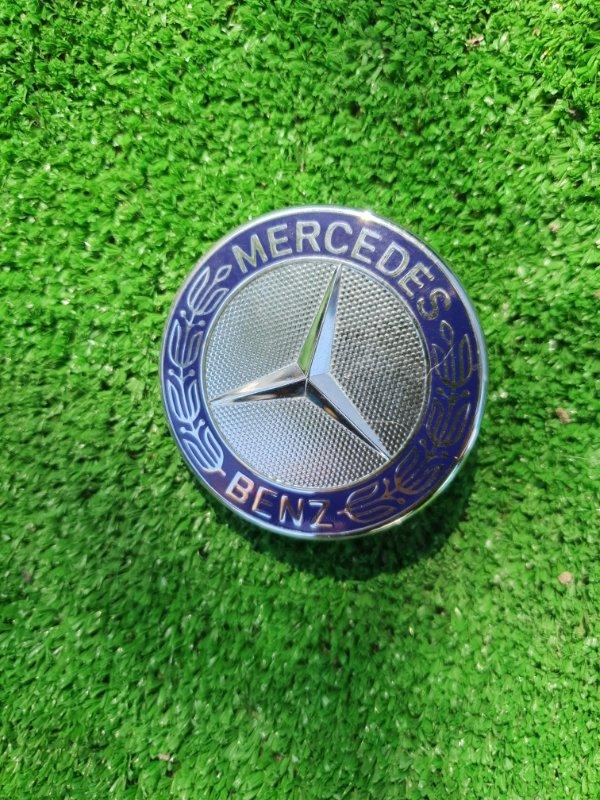 Логотип эмблема лейбл Mercedes Benz Gl-Class X164 M273E55 2007