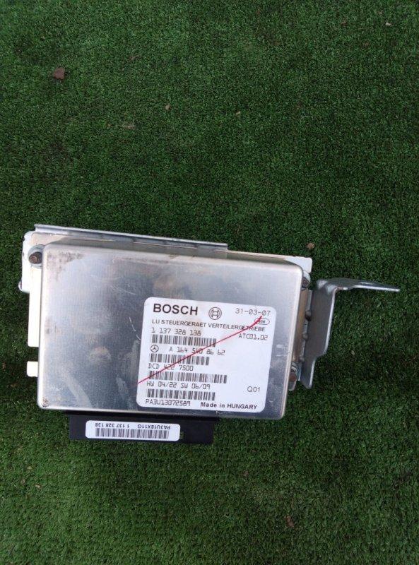 Блок управления раздаточной коробки Mercedes Benz Gl-Class X164 M273E55 2007