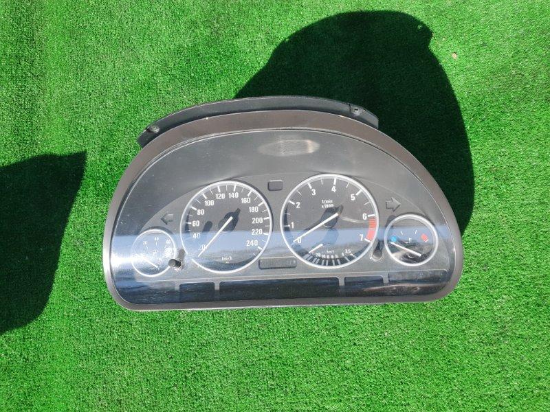 Спидометр X5 E53 M54B30 2005