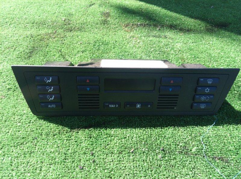 Блок управления климат-контролем X5 E53 M54B30 2005