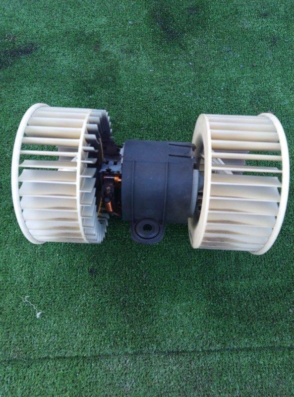 Мотор печки Bmw X5 E53 M54B30 2005
