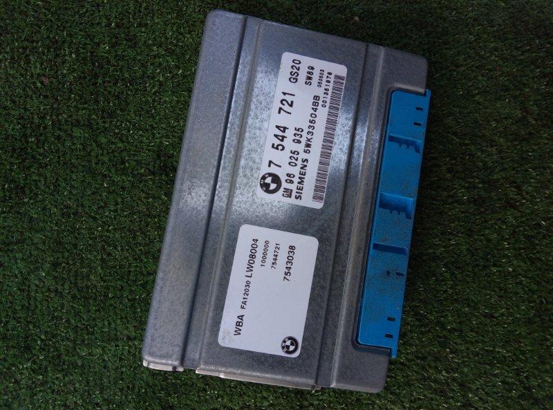 Блок управления акпп X5 E53 M54B30 2005