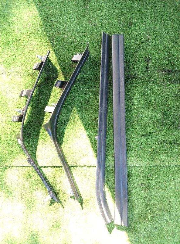 Порожек пластиковый X5 E53 M54B30 2005