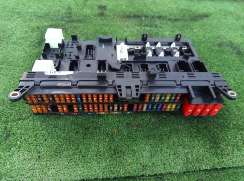 Блок предохранителей X5 E53 M54B30 2005