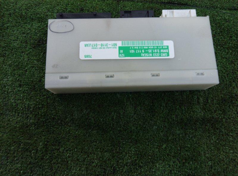 Блок управления комфортом Bmw X5 E53 M54B30 2005