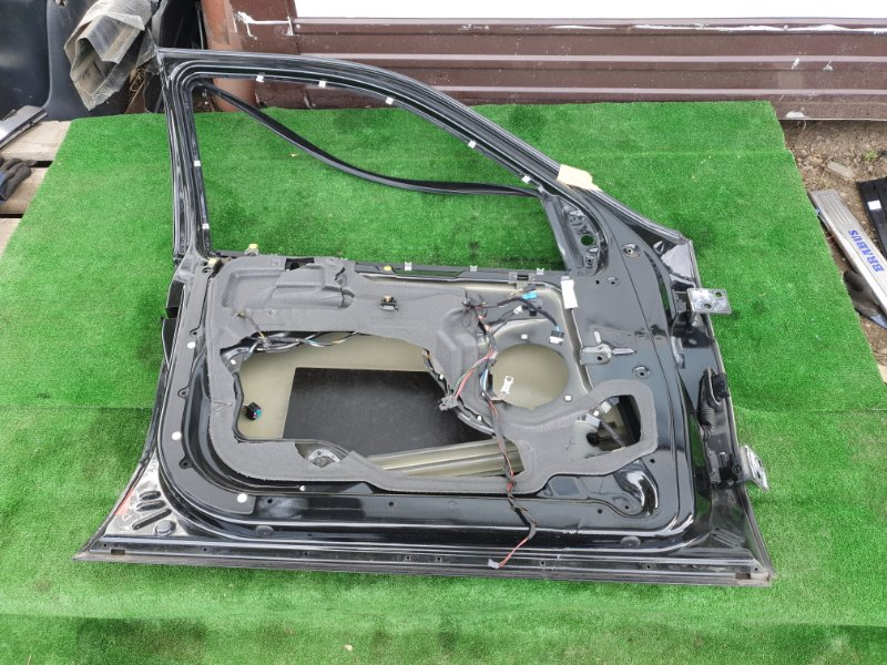 Дверь Bmw X5 E53 M54B30 2005 передняя левая