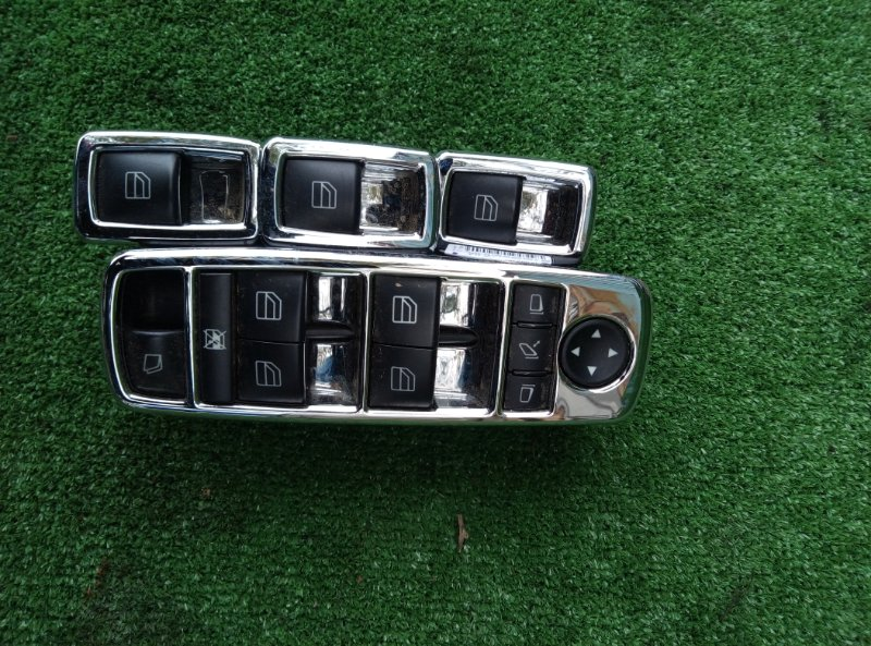 Блок управления стеклоподъемниками Mercedes Benz Gl-Class X164 M273E55 2007