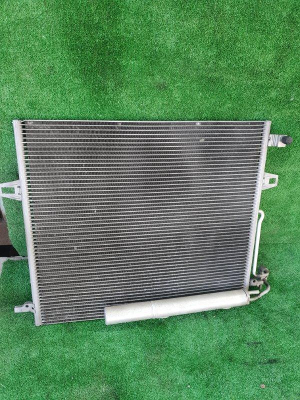 Радиатор кондиционера Mercedes Benz 164.186 Ml350 4Matic W164.186 M272E35 2006