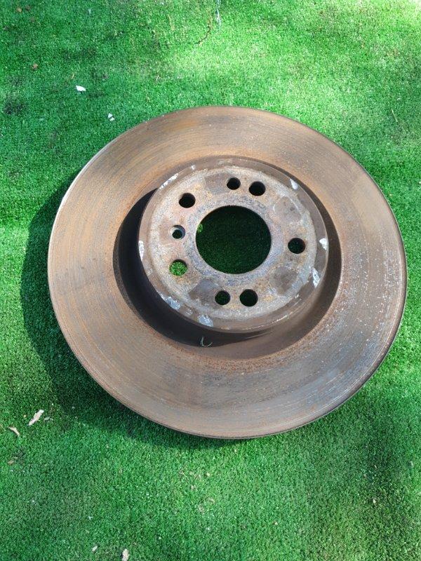 Тормозной диск Mercedes Benz 164.186 Ml350 4Matic W164.186 M272E35 2006 передний правый