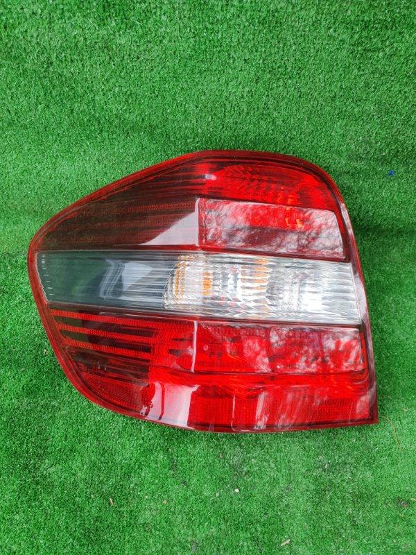Стоп-сигнал Mercedes Benz 164.186 Ml350 4Matic W164.186 M272E35 2006 левый