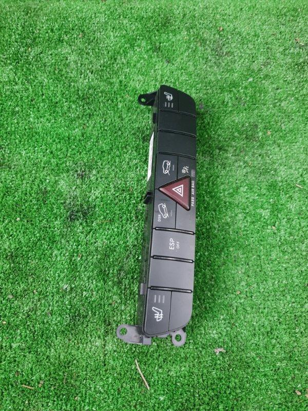 Блок управления подвеской Mercedes Benz 164.186 Ml350 4Matic W164.186 M272E35 2006